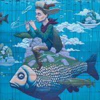 Чюдо-Юдо рыба и Иван