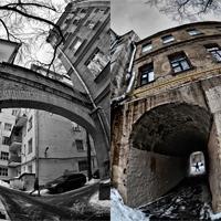 зимние пешеходы