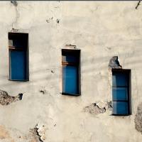 Окна наискосок