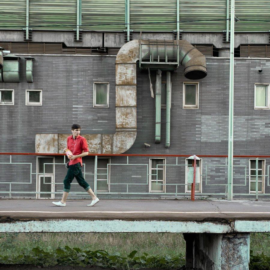 человек труба герой игр платформеров автор Демидов Игорь platformer game hero man walking pipe