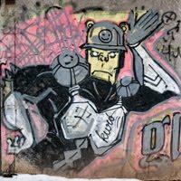 street art graffiti уличное искусство