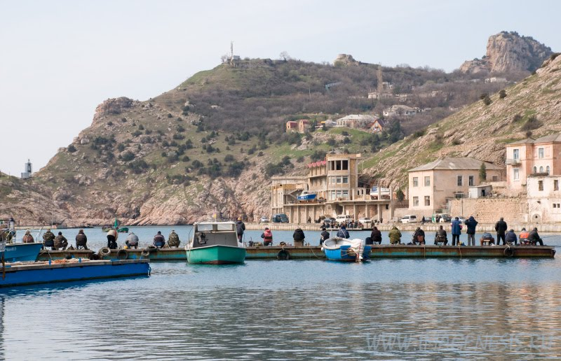 балаклава рыбаки balaklava fishermen