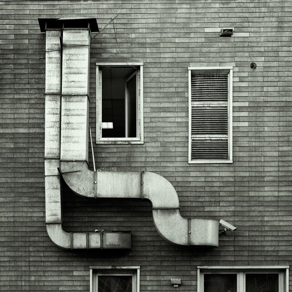 Трубы и окна