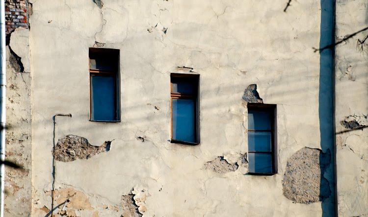 окна наискосок узкие амбразуры автор Демидов Игорь Окна slantwise windows narrow embrasures
