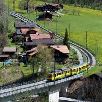 Lauterbrunen railway