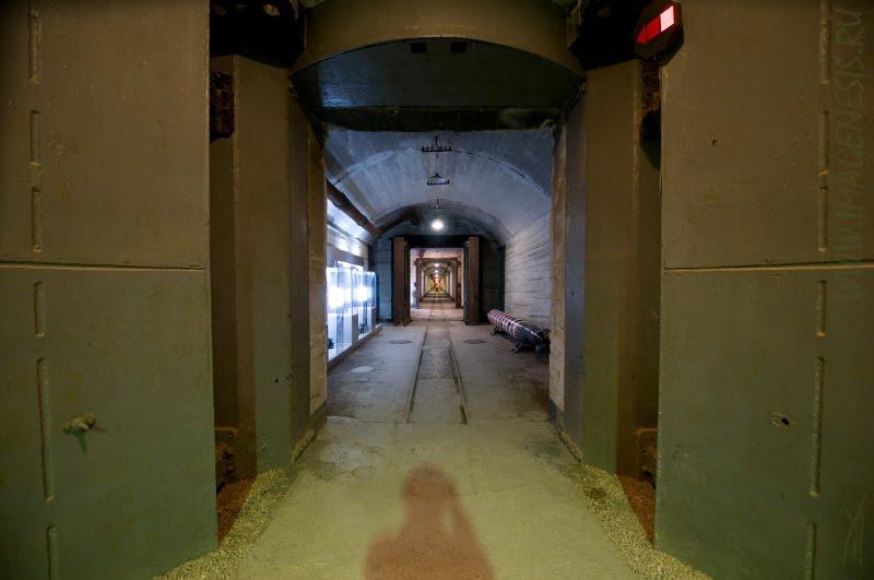 concrete doors rails underground бункер бетон двери Демидов Игорь Балаклава