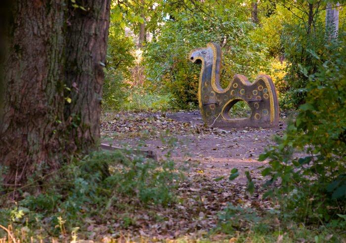 concrete camel child play бетонный верблюд площадка для детей автор Демидов Игорь