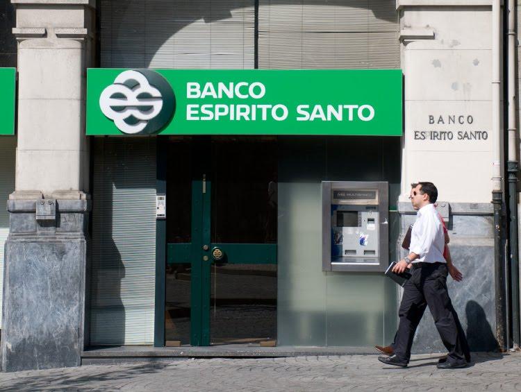 Коммерческий банк Португалии имени святого духа автор Демидов Игорь portugal bank of holy spirit banco espirito santo