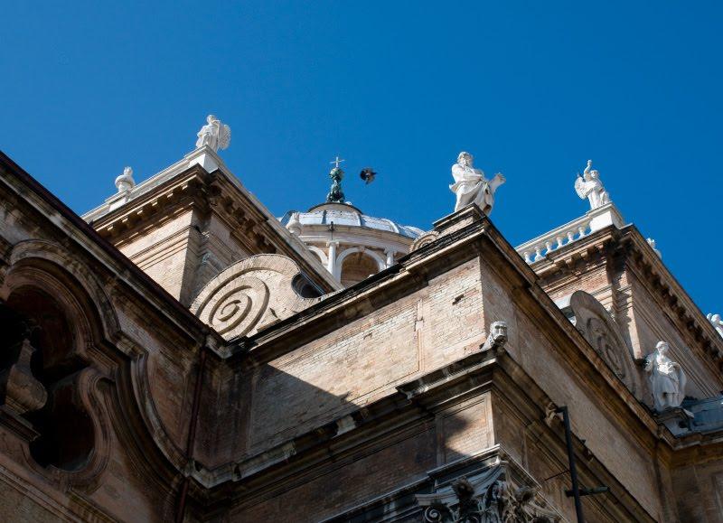 Santa Maria della Steccata Parma церковь Святой Марии в Парме