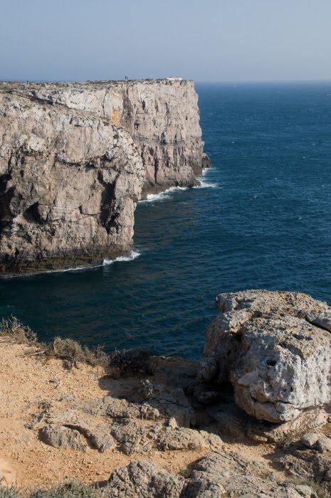 океан скалы португалия Сагреш автор Демидов Игорь rocks and ocean Sagres
